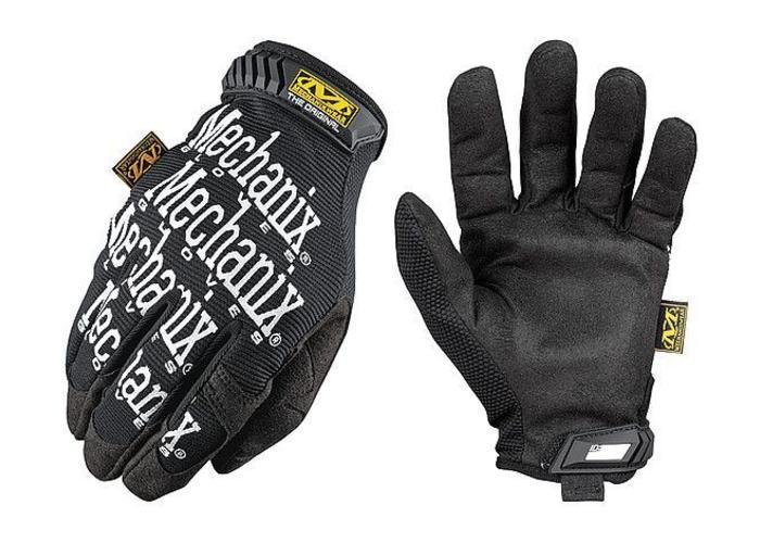Mechanix Mechanix Work Gloves - Black/White