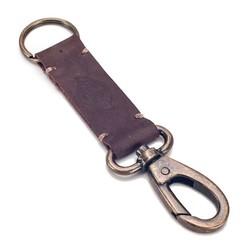 Porte-clés Rushville brun