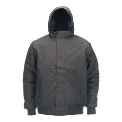 Cornwell Zip Up Jacket Grey