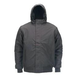 Cornwell Zip Up Jacket Grey