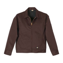 Insulated Eisenhower Jacke Braun