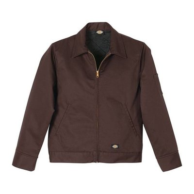 Dickies Veste Eisenhower isolée brune
