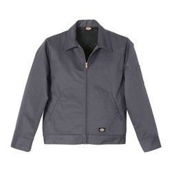 Insulated Eisenhower Jacket Grey