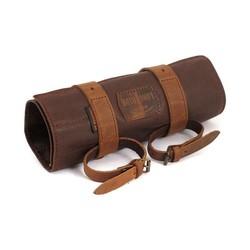 Tool Bag Maroon Brown