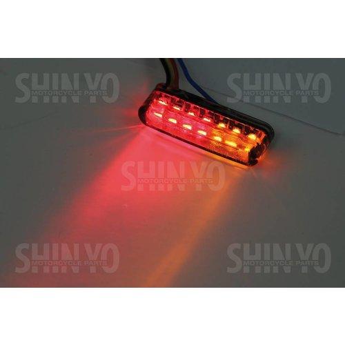 Shin Yo LED Shorty Turn Signal & Tail Light Combination