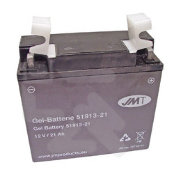 519.13/51913  Gel Battery 21A BMW & Laverda