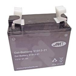 519.13/51913  Gel Motorradbatterie 21A BMW & Laverda