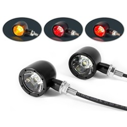 Integrated CREE LED Turn Signals / Tail Light CNC