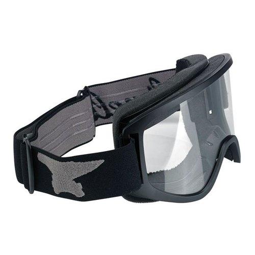 Biltwell Moto 2.0 Goggle Script Black