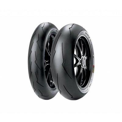 Pirelli 120/70 R17 TL 58 W SC1 (Soft) Reife Vorne