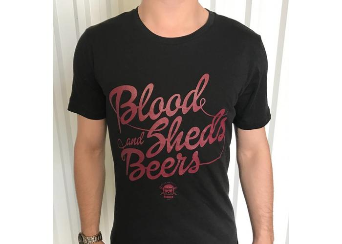 Blood, Sheds and Beers T-Shirt