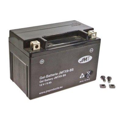 JMT YTX9-BS Wartungsfreie Batterie