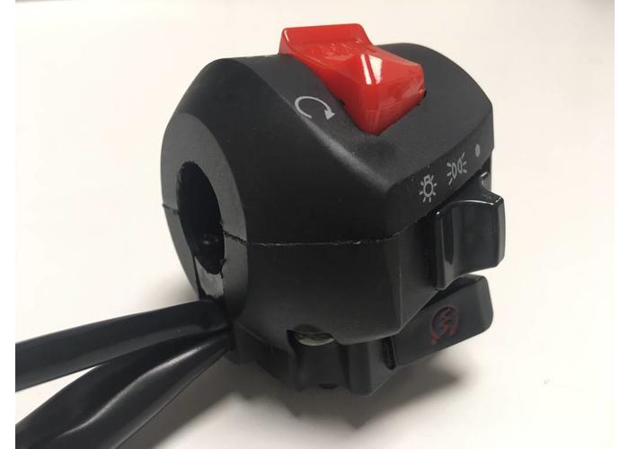22MM Tausche Rechts. Sehr saubere und einfache Schalter Type 2