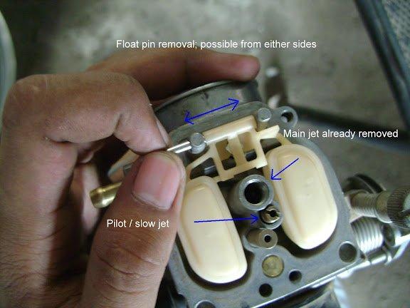 CafeRacerWeshop com | How To Rejet Your Cafe Racer Carburetor