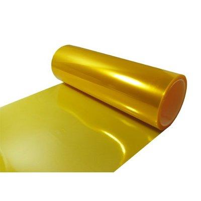 Scheinwerfer Folie Gelb