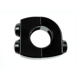 mo.switch avec trois boutons 22 mm noir