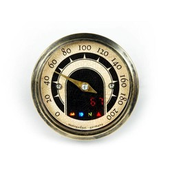 MST Vintage Speedometer