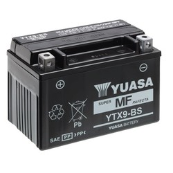 YTX9-BS Onderhoudsvrije Accu