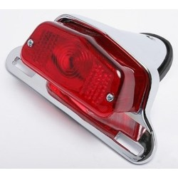 Tail Light Lucas + Holder