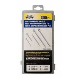 Split Pins Set 300 Pieces