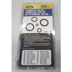O-Ring Set 225 Piece Box B/C