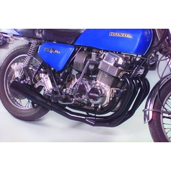 Honda CB 750 F/K 4-Into-1 Exhaust Black