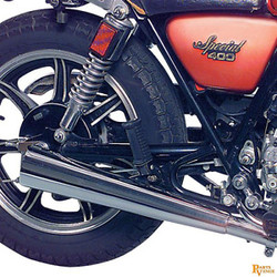 Yamaha XS 400 Schalld