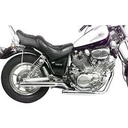Yamaha Virago 500 Uitlaat Staggered Slash Cut