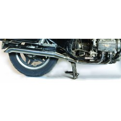 Honda GL 1200 4-in-2 Exhaust System Turn Down