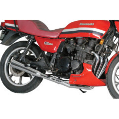 MAC Exhausts Kawasaki KZ 650/750 Système d'échappement 4-en-1