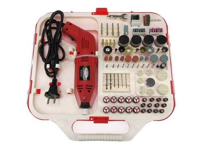 Drill set with 164 Accessories