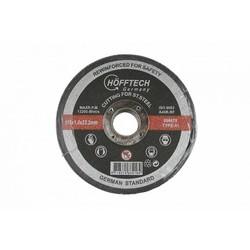 Disque de coupe en inox 115 mm
