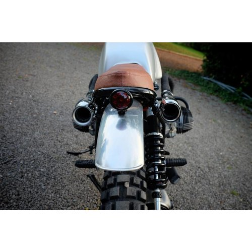 Shin Yo Achterlicht LED Universeel Rood Cafe Racer type Bates Style