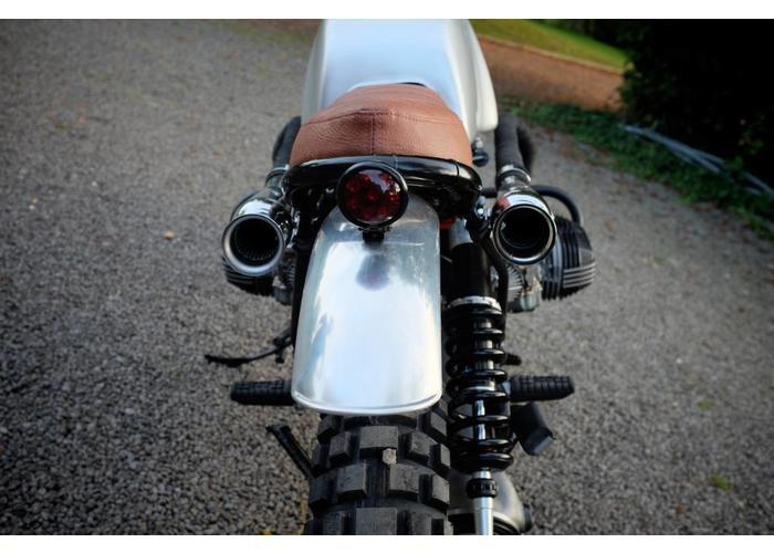 Shin Yo BATES Style LED-Rücklicht / Bremslicht Kombination Schwarz / Smoke