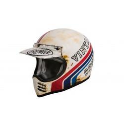 Trophy MX Helmet BTR 8 BM
