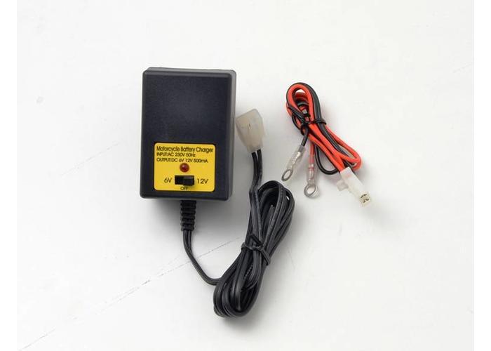 Emgo Battery Charger 12 Volt & 6 Volt