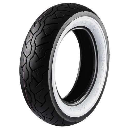 Maxxis 130/90 -16 TL 67 H Front M6011 White Wall