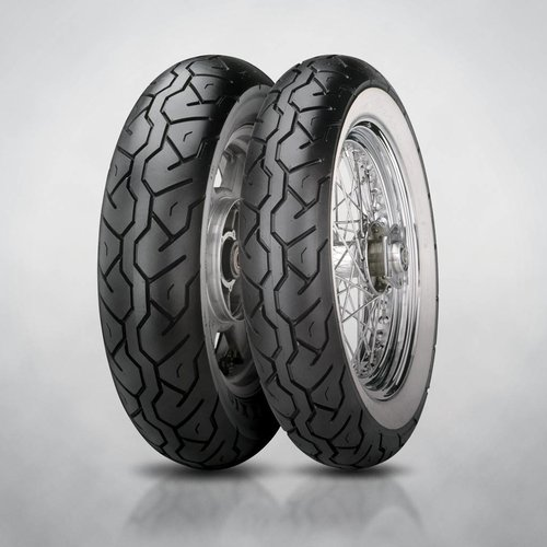 Maxxis 140/90 -16 TL 77 H Rear M6011 White Wall