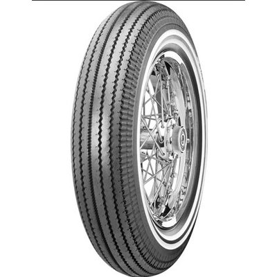 Shinko E 270 5.00 -16 TT 69 S Double White Wall