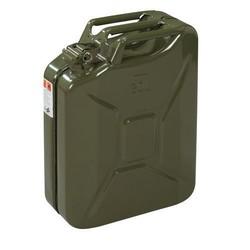 Jerrycan 20 Ltr Armee-Grün