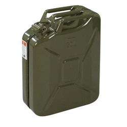 Jerrycan 20 Ltr Army Green