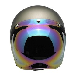 Rainbow Bubble Visor
