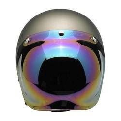 Regenbogen Bubble Visier