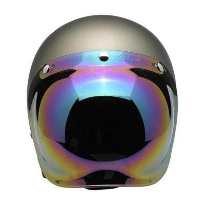 Biltwell Rainbow Bubble Visor