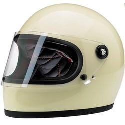 Gringo S Vintage White - (with visor)Size XL