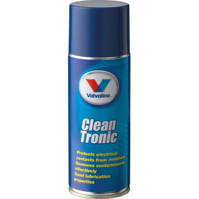 Valvoline Nettoyant pour contacts électriques Clean Tronic 400 ml