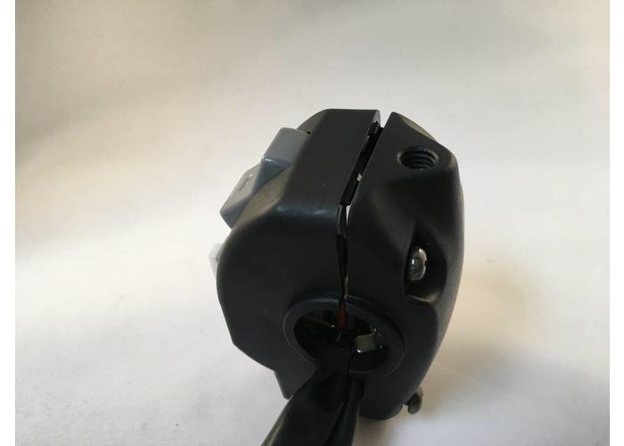 Aluminium Stuurschakelaar Set Links EN Rechts 22mm