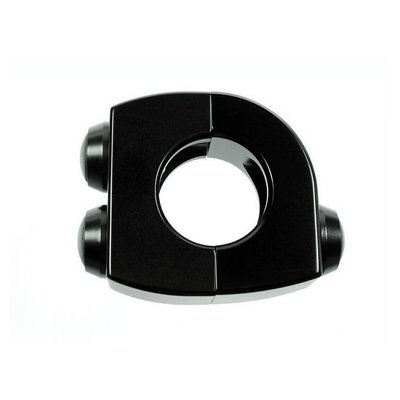 """Motogadget M-Switch  Interrupteur noir avec trois boutons 1"""""""