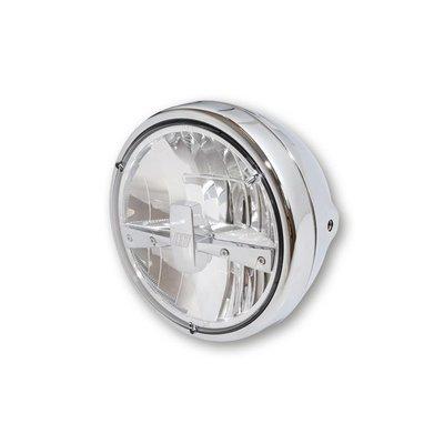 Highsider 7 Zoll LED-Scheinwerfer RENO TYP 3 Verchromt