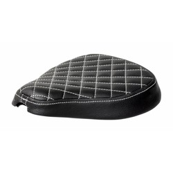 Bobber Small Diamond Black Seat 4